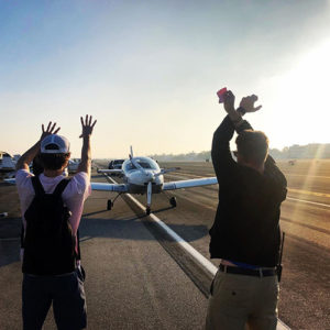 Learn to fly a plane at Santa Monica Flyers